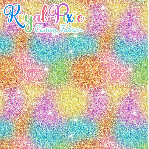 Permanent Preorder - Starry Glitters - Rainbow Pastel Patches