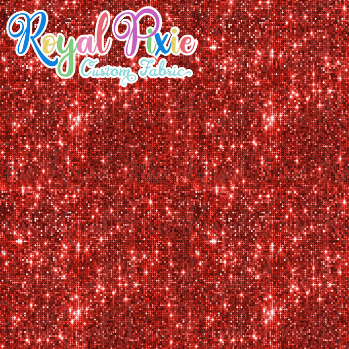 Permanent Preorder - Pixie Glitters - Red