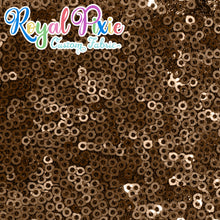 Load image into Gallery viewer, Permanent Preorder - Coords - Sequins - Brown