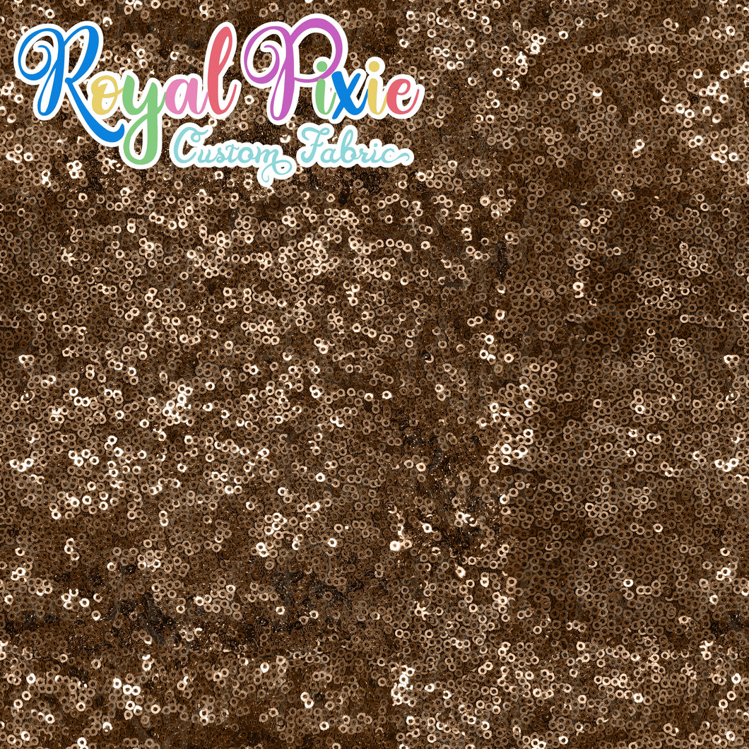 Permanent Preorder - Coords - Sequins - Brown