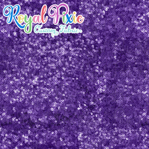Permanent Preorder - Coords - Sequins - Dark Purple