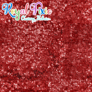 Permanent Preorder - Coords - Sequins - Red