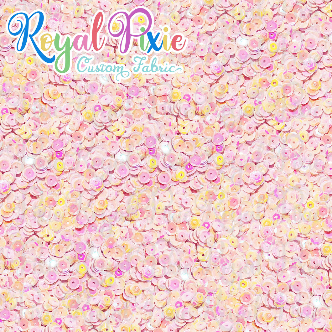 Permanent Preorder - Coords - Sequins - Royal Flamingo