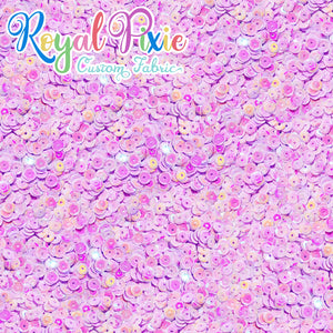 Permanent Preorder - Coords - Sequins - Royal Lilac