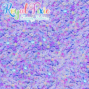 Permanent Preorder - Coords - Sequins - Royal Sky