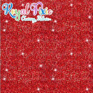 Permanent Preorder - Starry Glitters - Hot Red