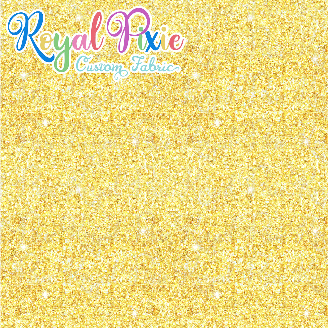 Permanent Preorder - Starry Glitters - Light Yellow