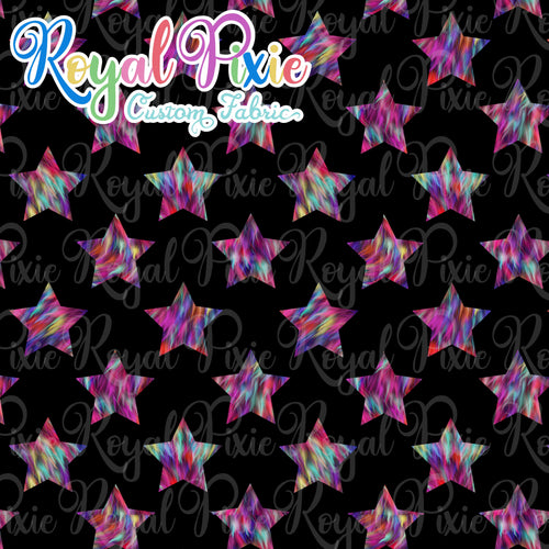 Permanent Preorder - Stars Fun - Rainbow Fur
