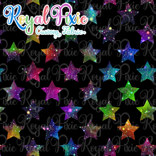 Permanent Preorder - Stars Fun - Rainbow Galaxy
