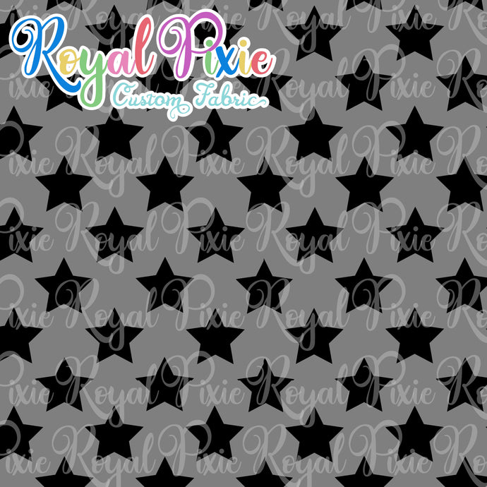 Permanent Preorder - Stars Monochrome - Black - RP Color