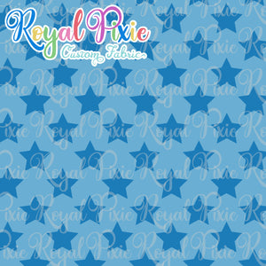 Permanent Preorder - Stars Monochrome - Ocean - RP Color