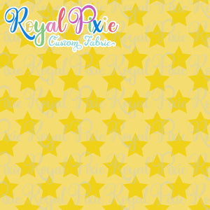 Permanent Preorder - Stars Monochrome - Yellow - RP Color