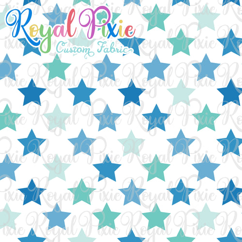 Permanent Preorder - Stars Multicolor - Blues
