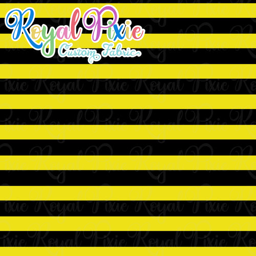 Permanent Preorder - Stripes Multicolor - Yellow/Black