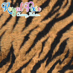 Permanent Preorder - Coords - Animal Prints - Tiger