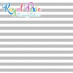 Permanent Preorder - Stripes Monochrome - White - RP Color