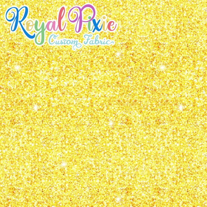 Permanent Preorder - Starry Glitters - Yellow