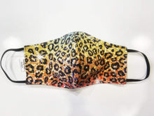 Load image into Gallery viewer, Permanent Preorder - Coords - Animal Prints - Glitter Leopard Rainbow