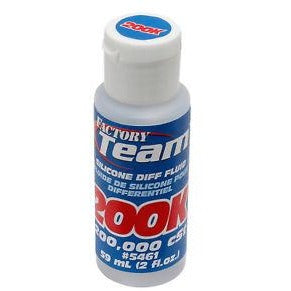 Team Associated Silicon Diff Fluid 200K