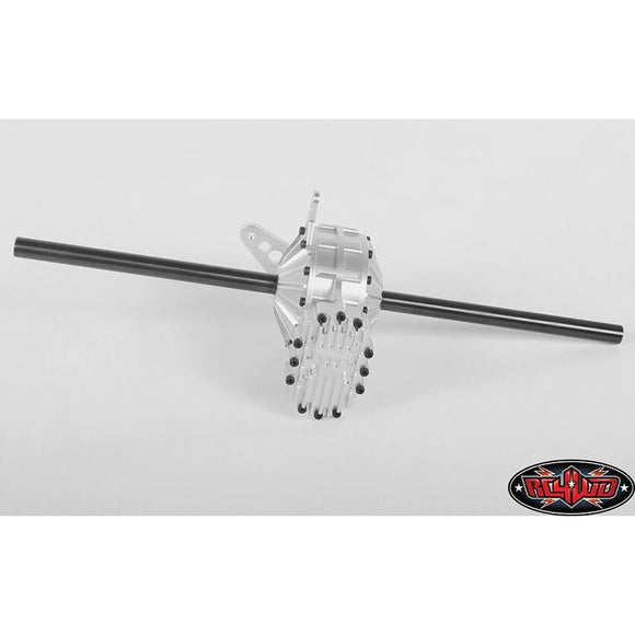 Quarterscale Aluminum Rear Axle with Quick Change Gears (Skellenger Style)