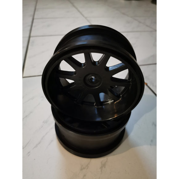FG Style Rims for 155mm Tyre - Wide Offset