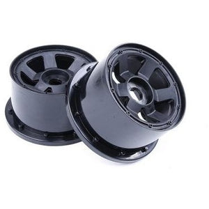 5B Rear Super Six Rims 66180