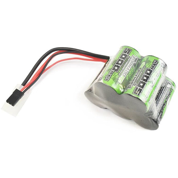 6v 5000mah Ni-Mh Hump Receiver Pack