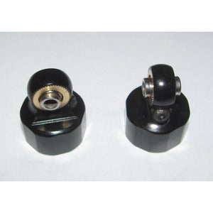 Alloy Shock Cap w/Bleeder Screw