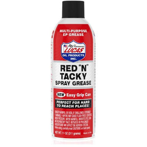 Lucas Red 'N' Tacky Spray Grease