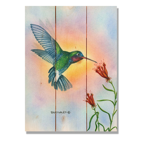 Bartholet's Broadbill - Wile E. Wood Art Signature Series™