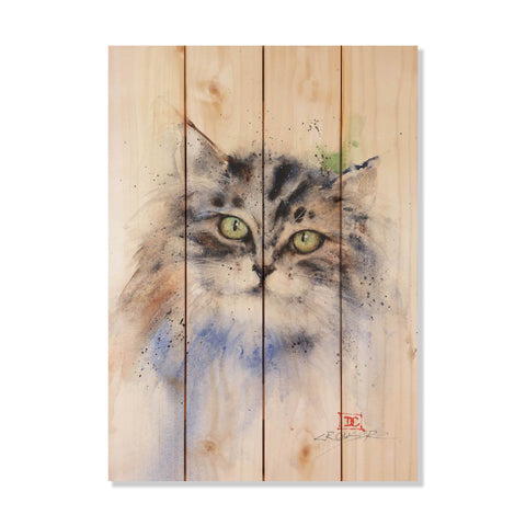 Crouser's Kitty - Wile E. Wood Art Signature Series™
