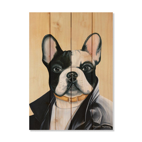 Murray's French Bulldog - Wile E. Wood Art Signature Series™