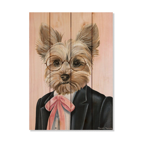 Murray's Yorkie - Wile E. Wood Art Signature Series™