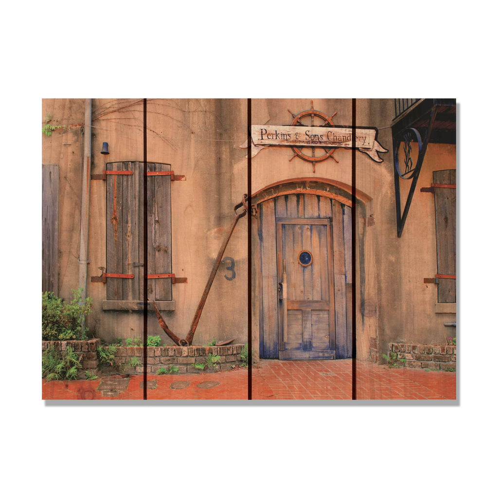Old South - Wood Wall Art DaydreamHQ FenceEscape 22x16