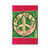 Burgess' Peace on Earth - Mailable Wood Postcard - Single Image Multi Pack DaydreamHQ