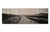 "Road to Nowhere - Wood Wall Art DaydreamHQ FenceEscape 60""x20"""