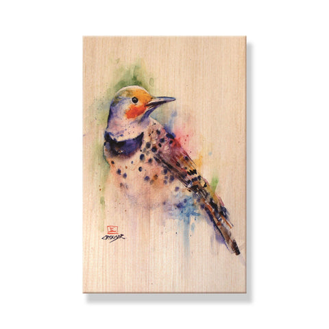 Crouser's Birds - Mailable Wood Postcards - 5 pack