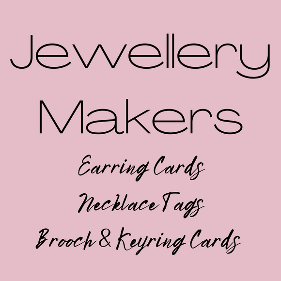 Jewellery Tag Collection