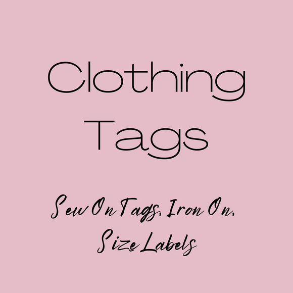 Clothing Tag Collection