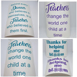 Decals - Teacher and Educator - Vinyl