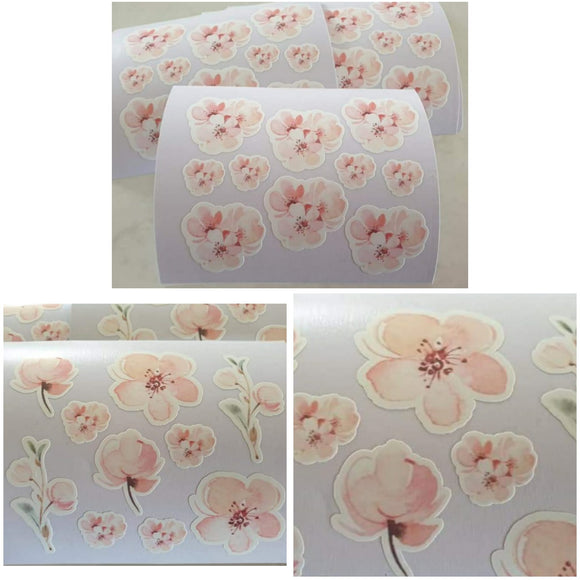 Planner sticker - Japanese blossom