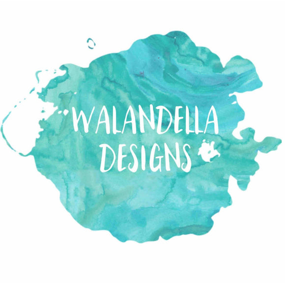 Exclusive Listing - Walandella Designs