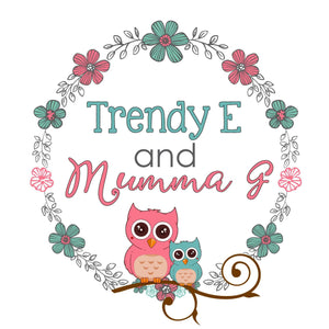 Exclusive Listing - Trendy E & Mumma G Designs only