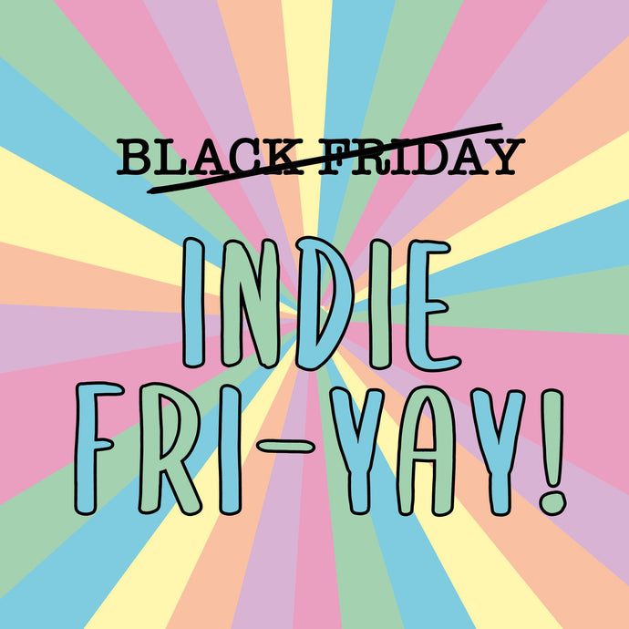 Indie Fri-YAY