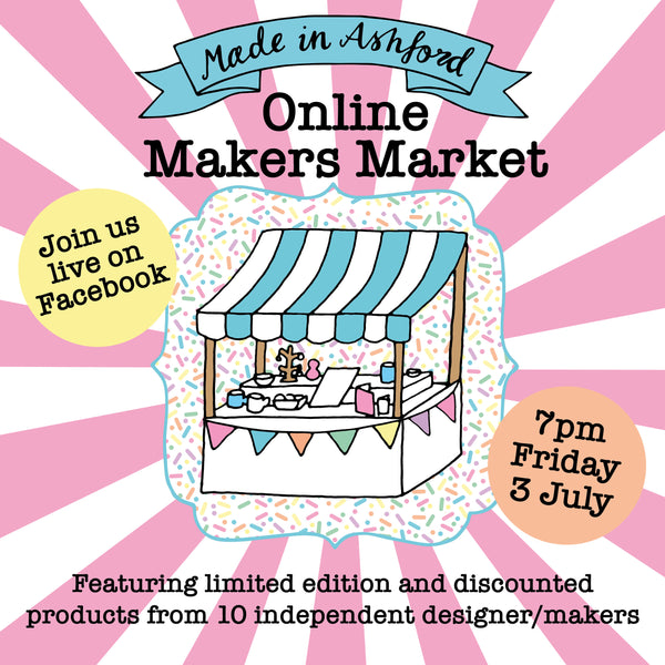 Our First Online Market Night