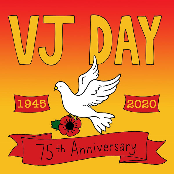 VJ day activity pack