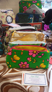 Sew a Wash Bag Weds 5th February 6pm - 7.30pm