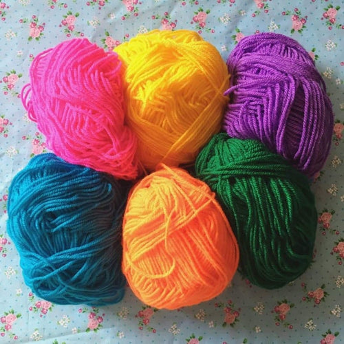Crochet for Beginners Workshop Tues 3rd, 10th, 17th, 24th March 10.30am - 1.30pm