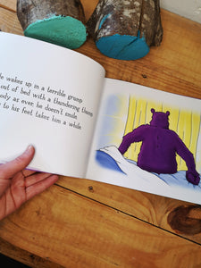 Monster in the morning book