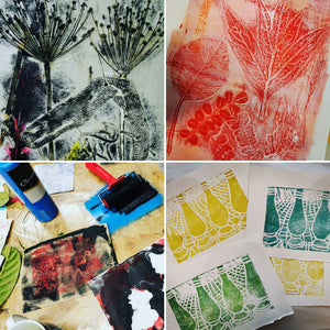Print and Drink Evening Wed 4th March 6 - 7.30pm